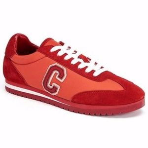 NEW Coach Sneakers Red Size 8.5